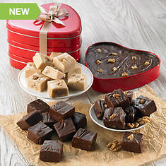 Heart Fudge - Trio