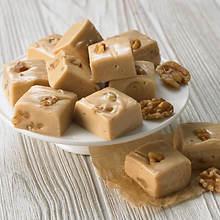Heart Fudge - Maple Walnut