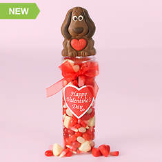 Bow Wow Valentine Candy