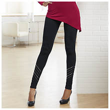 Ankle Stud Leggings