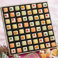 Fruity Flavors Petits Fours - 64 count