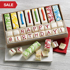 Happy Birthday Candle Petits Fours
