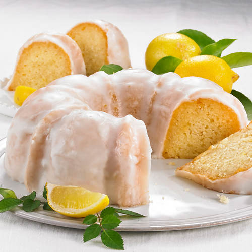 Lemon Lover's Cake