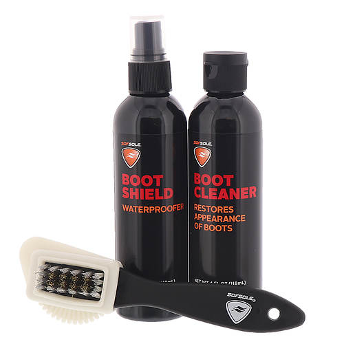 Sof Sole Boot Care Kit (Unisex)
