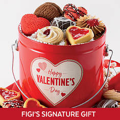 Valentine Cookie Assortment