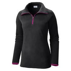 Columbia Women's Glacial Fleece III Half Zip Jacket