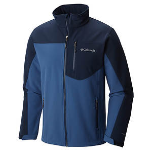 Columbia Men's Prime Peak Softshell Jacket