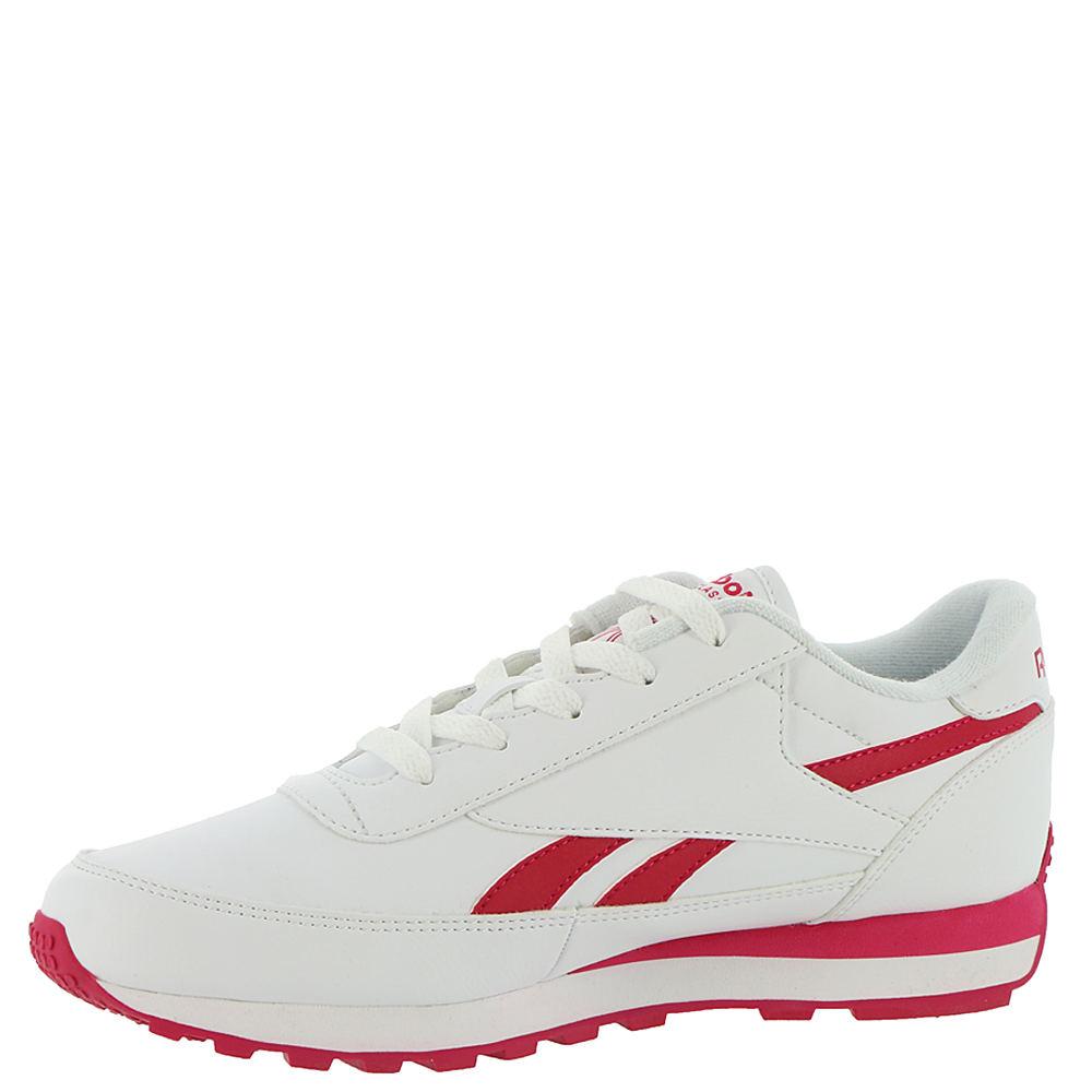 d89b02add635a Reebok Women s Classic Renaissance Sneaker White rugged Rose 9