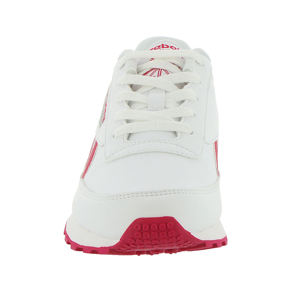 96abf390ddb Reebok Women s Classic Renaissance Sneaker White rugged Rose 9