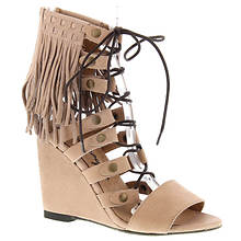 Free People Solstice Fringe Wedge (Women's)