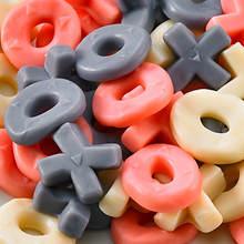 Valentine Snackin' Favorites - X & O Gummies
