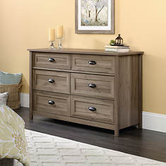 Sauder Country Line Collection Dresser