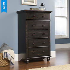 Sauder Harbor View Collection 5-Drawer Chest
