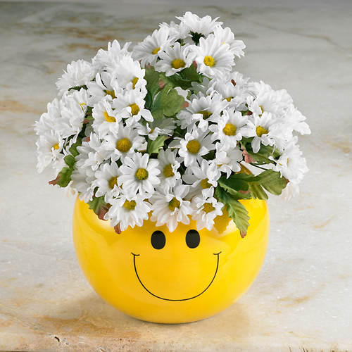 Smiley Face Bouquet