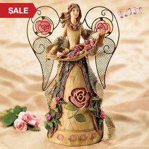Rose Angel Keepsake