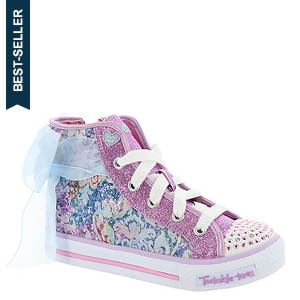 Skechers Shuffles Buzzing Blossom (Girls' Toddler-Youth)
