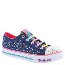 Skechers Twinkle Toes Shuffles-Twirly Toes (Girls' Toddler-Youth)