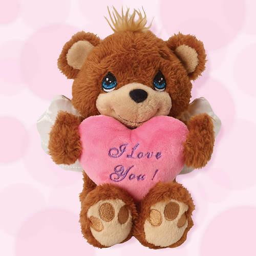 Precious Moments Musical Angel Teddy Bear