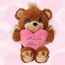 Precious Moments Musical Angel Teddy Bear