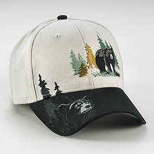 Wildlife Adventure Cap - Bear