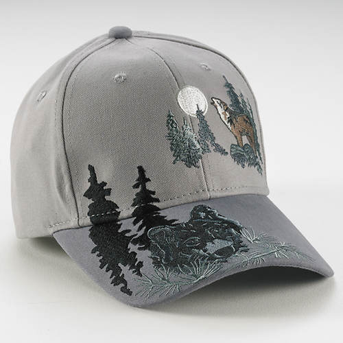 Wildlife Adventure Caps