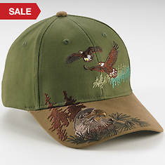 Wildlife Adventure Cap - Eagle