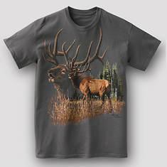 Wildlife Adventure Tee - Elk