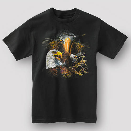 Wildlife Adventure Tees