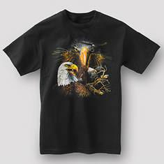 Wildlife Adventure Tee - Eagle