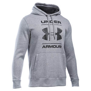 Under Armour Men's Storm Rival Cotton Graphic Pullover