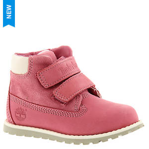 Timberland Pokey Pine Hook and Loop (Girls' Infant-Toddler)