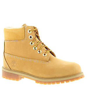 Timberland 6in Classic Shearling (Unisex Toddler-Youth)
