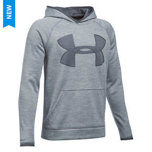 Under Armour Boys' Armour(R) Fleece Storm Twist Highlight Hoodie