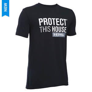 Under Armour Boys' Protect This House Tee