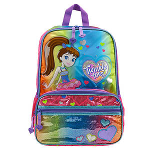 Skechers Girls' Twinkle Toes: Twinkle Twinkle Backpack