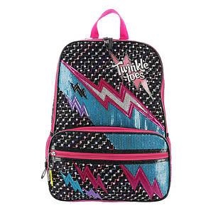 Skechers Girls' Twinkle Toes: Lightning Flash Backpack
