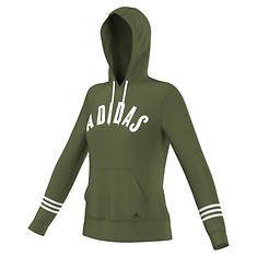 Adidas Linear Pullover Hoodie