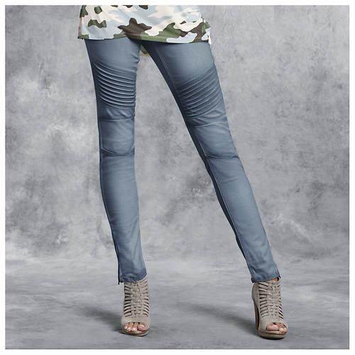 Moto Skinny Jean