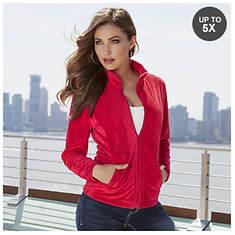 Plush Fleece Jacket