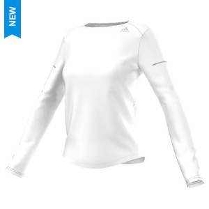 Adidas Women's Run Long Sleeve Tee