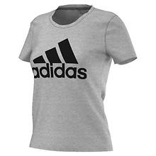 Adidas Women's Badge of Sport SS Tee