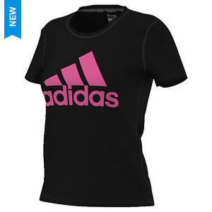 Adidas Women's Badge of Sport SS Tee