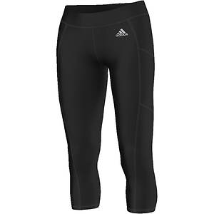 Adidas Women's Clima Studio Mid-Rise 3/4 Tight Legging