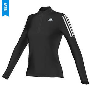 Adidas Women's Response LS Half Zip