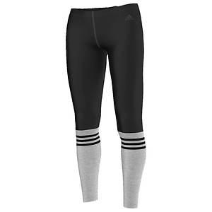 Adidas Women's 3 Stripe Crew Legging