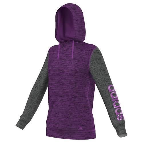 67a052adec60 Adidas Women s Team Issue Crazy Horse Print Fleece Hoodie. 1056359-1-A0 ...