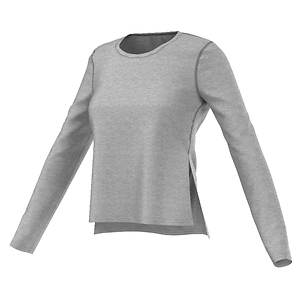 Adidas Women's Ultimate Long Sleeve Side Slit Tee