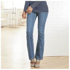 K. Jordan Boot Cut Jeans