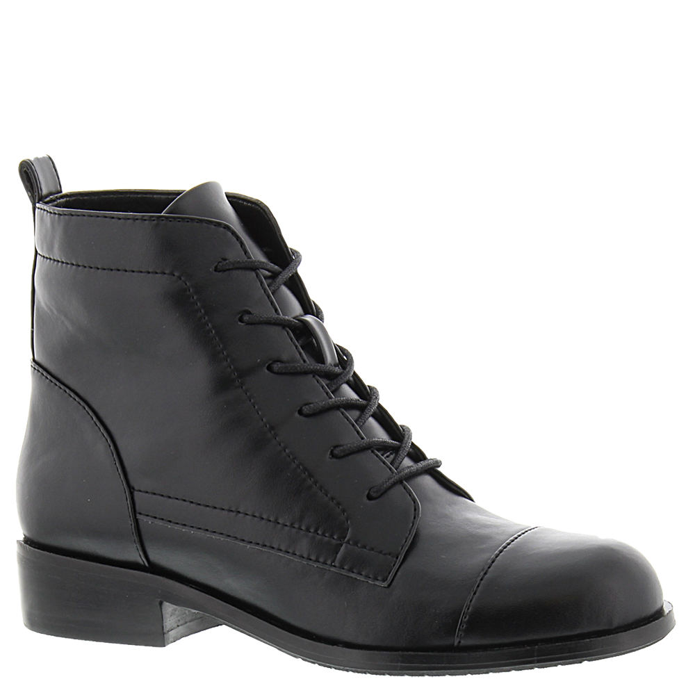 History of Victorian Boots & Shoes for Women ARRAY Angie Womens Black Boot 7 M $89.95 AT vintagedancer.com