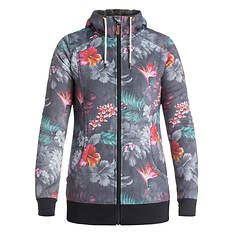 Roxy Snow Women's Frost Printed Hoodie